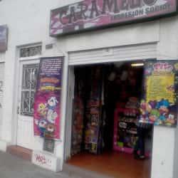 Caramelo Expresión Social en Bogotá