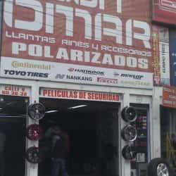 Don Omar llantas rines y accesorios en Bogotá