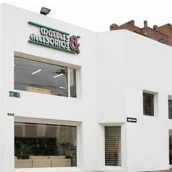 Muebles & Accesorios El Nogal en Bogotá