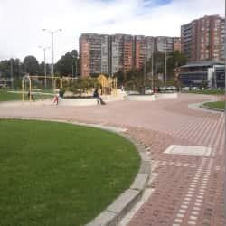 Parque Biblioteca Julio Mario Santo Domingo  en Bogotá