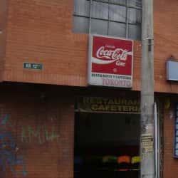 Restaurante y Cafetería Carrera 13 en Bogotá