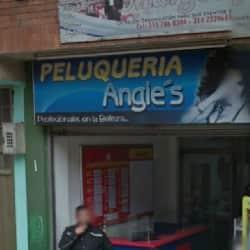 Peluquería Angies Calle 132D  en Bogotá