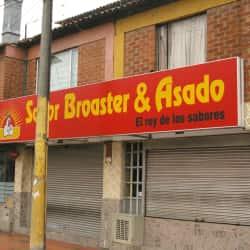 Sabor Broaster & Asado en Bogotá