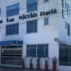 Hotel San Nicolás en Bogotá