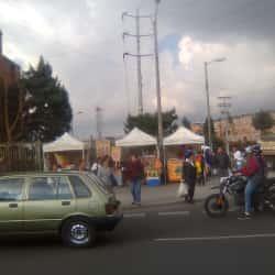 Minutos a 100 Ciudad Tunal en Bogotá