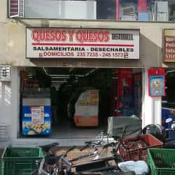 Quesos y Quesos Distribel en Bogotá