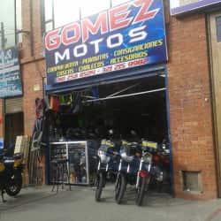 Gomez Motos en Bogotá