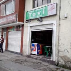 Frutería y Heladería Tovi en Bogotá