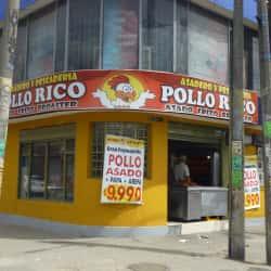 Pollo Rico en Bogotá