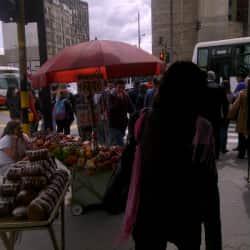 Minutos Calle 10 con Carrera 13  en Bogotá