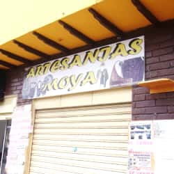 Artesanías Moya en Bogotá