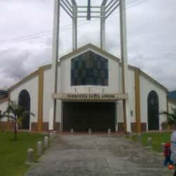 Parroquia Santa Agueda  en Bogotá