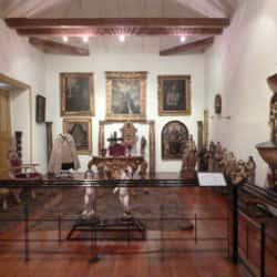 Museo Arqueológico Casa del Marqués de San Jorge en Bogotá