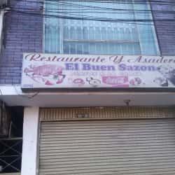 Restaurante y Asadero El Buen Sazón en Bogotá