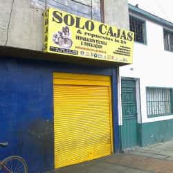 Solo Cajas & Repuestos La 28 en Bogotá
