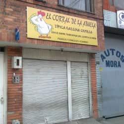 El Corral de la Abuela en Bogotá