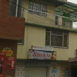 Pañalera Nicolas en Bogotá