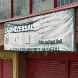 Distribuidora de Plásticos La Universal en Bogotá