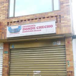 Cigarrería Donde Checho en Bogotá