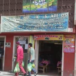 Restaurante Carrera 13 con 5 en Bogotá