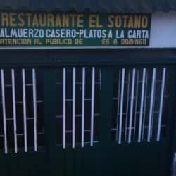 Restaurante Del Sótano  en Bogotá