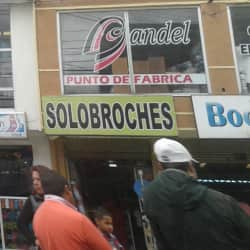 Solobroches en Bogotá