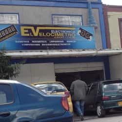 Electrónica El Velocimetro en Bogotá