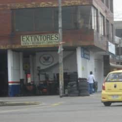 Extintores Carrera 68 con 40 en Bogotá
