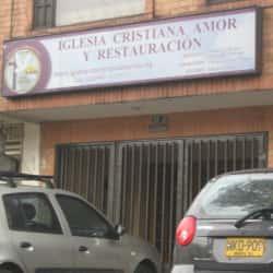 Iglesia Cristiana Amor y Restauración en Bogotá