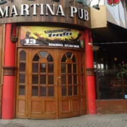 Martina Pub en Bogotá