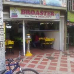 Broaster Sabor y Sazón en Bogotá