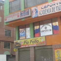 Asadero Restaurante Pío Pollo G C en Bogotá