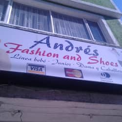 Andres Fashion And Shoes en Bogotá