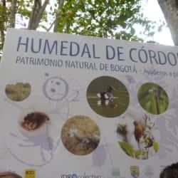 Humedal de Córdoba en Bogotá
