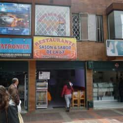 Sason y Sabor de la 67 en Bogotá
