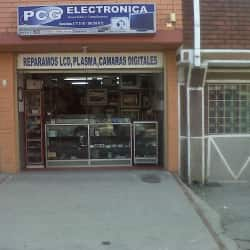 PCG Electrónica en Bogotá