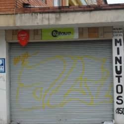Minutos Calle 1F en Bogotá