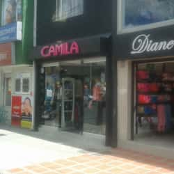 Camila en Bogotá