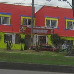 Jardín Infantil Risitas en Bogotá
