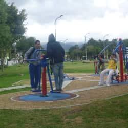 Parque Villaluz en Bogotá