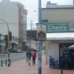 Cigarrería y Cafetería Cheo's en Bogotá