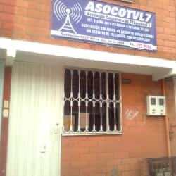 Asocotvl7 en Bogotá