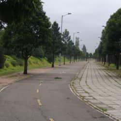 Cicloruta Carrera 104 - Carrera 119 en Bogotá
