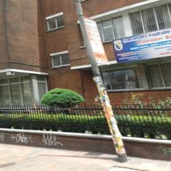 Colegio del Sagrado Corazón de Jesús Bethlemitas en Bogotá