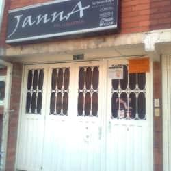 Peluquería Janna en Bogotá