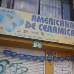 Americana de Cerámicas en Bogotá