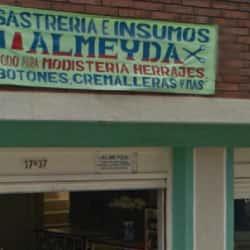 Sastrería e Insumos Almeyda en Bogotá