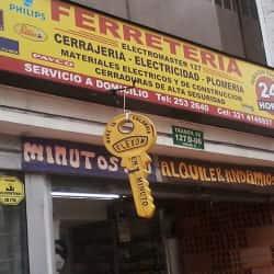 Ferretería Electromaster 127  en Bogotá