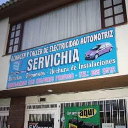 Almacén y Taller de Electricidad Automotríz Servichia en Bogotá