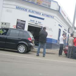 Servicio Eléctrico Automotriz Carrera 16 en Bogotá